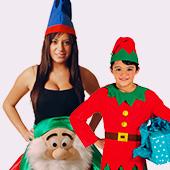 Disfraces de hadas, duendes, elfos y ninfas