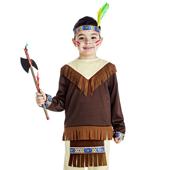 Disfraces de indios y vaqueros para niño