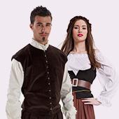 Disfraces de medievales y guerreros