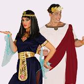 Disfraces de personajes de la historia