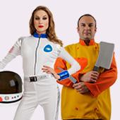 Costumi di Uniformi e Professioni