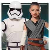 Disfraces infantiles de Star Wars