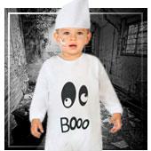 Disfraces de fantasmas para bebe