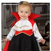 Disfraces de vampiros para bebe
