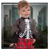 Disfraces de zombies para bebe
