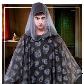 Disfraces de fantamas para hombre