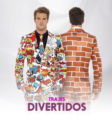 Disfraces de trajes divertidos