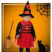 Déguisements de Halloween pour fille