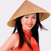 Gorros de Chinos, Orientales, Ninjas y Geishas