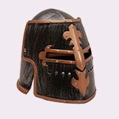 Gorros de medievales y guerreros