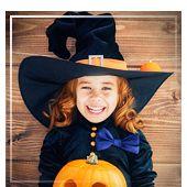 Kappen und Hüte Halloween