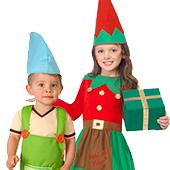 Disfraces de hadas, duendes y elfos