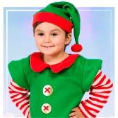 Disfraces de duendes y elfos para niño