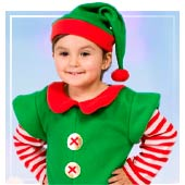 Costumi di Fate, Folletti, Elfi e Ninfe da bambino