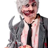 Instrumentos de tortura para Halloween