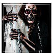 Folterinstrumente für Halloween