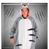 Katzen Kostüme für Mann