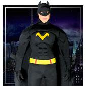 Disfraces de superheroes y comic para hombre