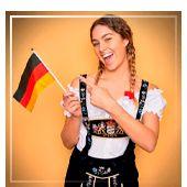 Déguisements pour femme Oktoberfest