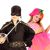 Disfraces infantiles rebajados