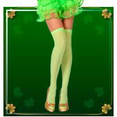 Accessoires Jambes pour St. Patrick