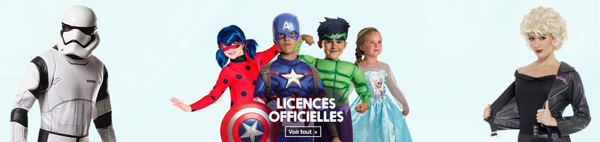 Licences Officielles