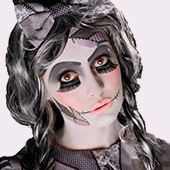 Maquillage de Fantômes