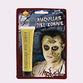 Maquillages de zombies