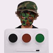 Maquillage Militaires