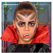 Trucco di Halloween per bambino
