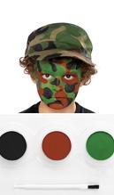 Sets de maquillaje para disfrazarse