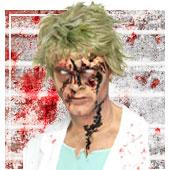 Maquillaje de zombies