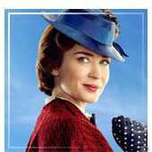 Disfraces de Mary Poppins