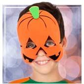 Mascaras de calabazas halloween