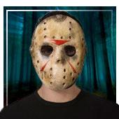 Mascaras de halloween para hombre