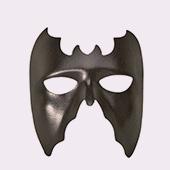 Mascaras de superheroes y comic