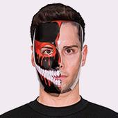 Mascaras de terror