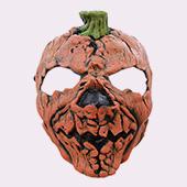 Masques de Citrouilles Halloween