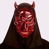 Masques de Démons et Diablesses