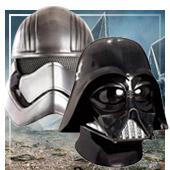 Masques de Star Wars