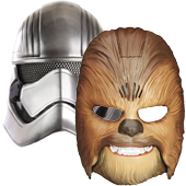 Masques de Star Wars