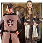 Déguisements Médiévaux