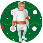 Disfraces de Ángel para Navidad