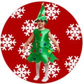Disfraces de arbol de navidad