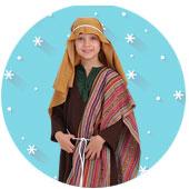 Disfraces de Belén para Navidad