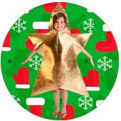 Disfraces de Estrella para Navidad