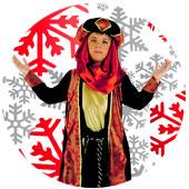 Disfraces de Paje para Navidad