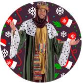 Disfraces de Reyes Magos para Navidad