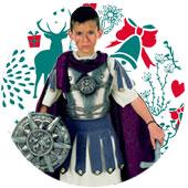 Disfraces de Romanos para Navidad