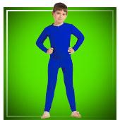 Disfraces de segunda piel para niño